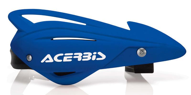 Acerbis Tri Fit Handschutz, blau, blau