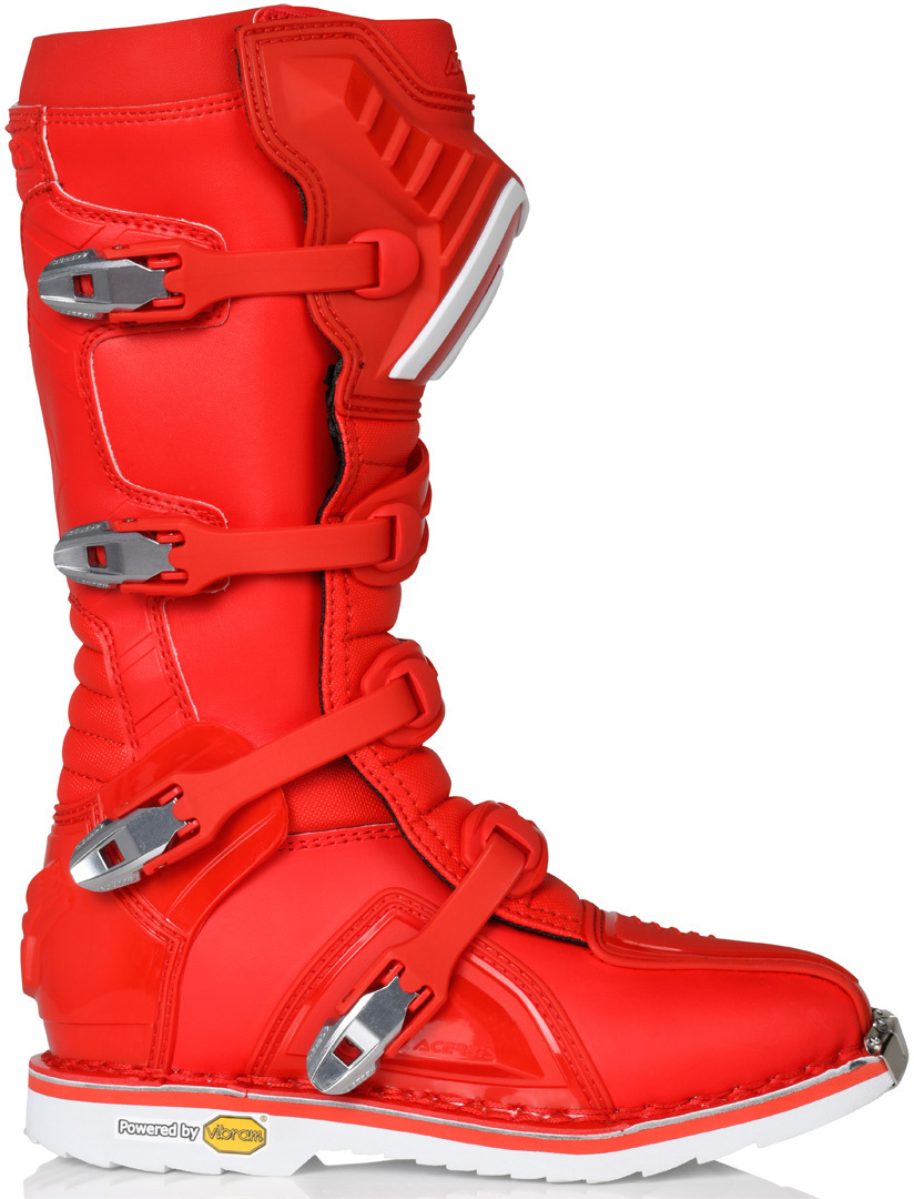Acerbis X-Pro V 2019 Motocross Stiefel Rot 39