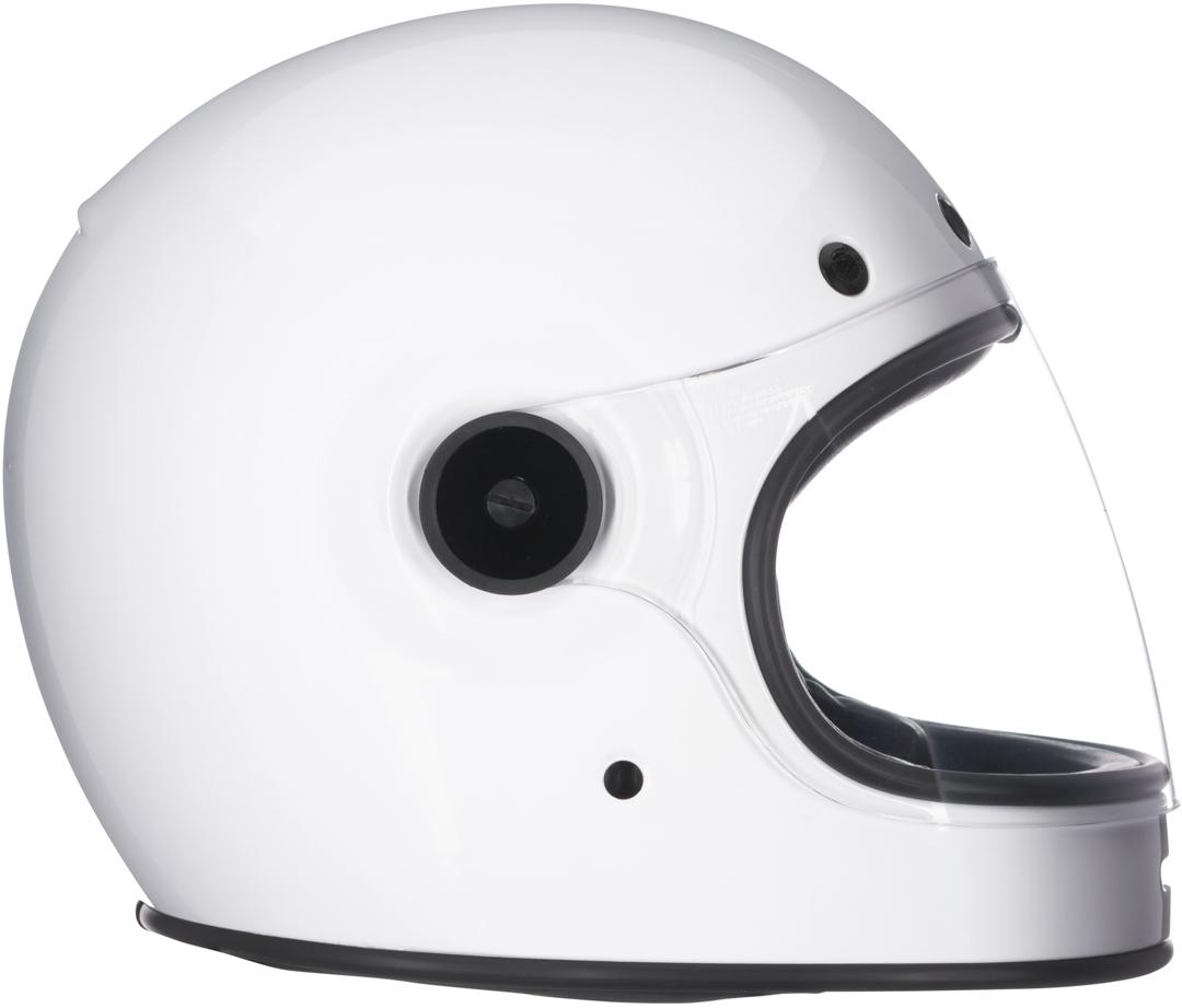 Bell Bullitt Solid Helm, weiss, Größe XS 54 55, weiss, Größe XS 54 55