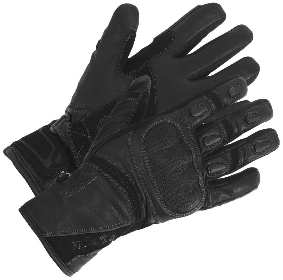 Büse Ascari wasserdichte Damenhandschuhe, schwarz, Größe S, schwarz, Größe S