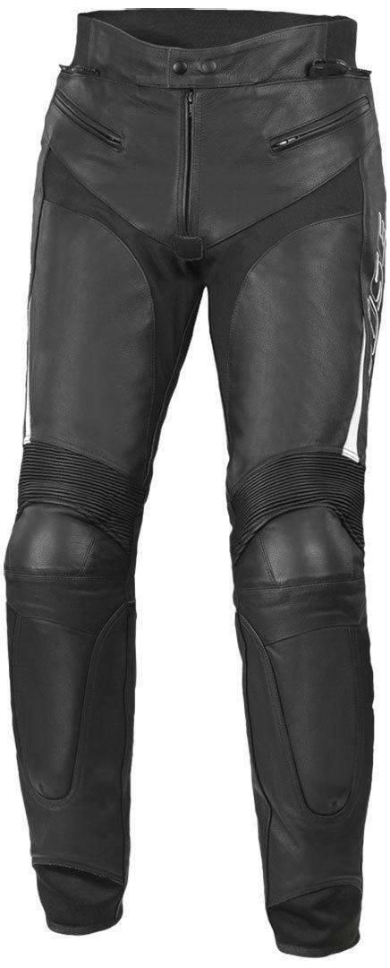 Büse Dervio Damen Motorrad Lederhose, schwarz, Größe 36, schwarz, Größe 36