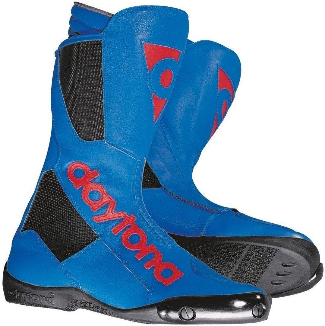 Daytona Winner Motorradstiefel, blau, Größe 36, blau, Größe 36