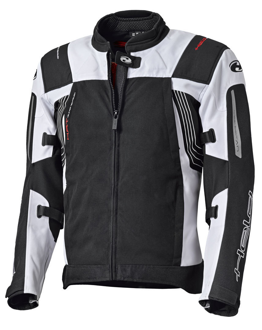 Held Antaris Motorrad Textiljacke, schwarz-weiss, Größe XS, schwarz-weiss, Größe XS
