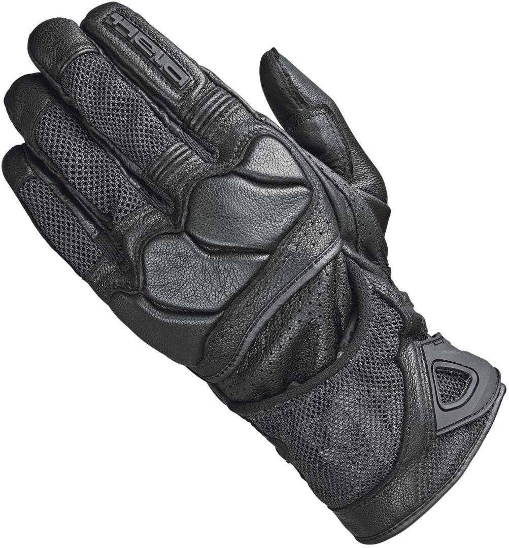 Held Sundown Motorradhandschuhe, schwarz, Größe S M, schwarz, Größe S M